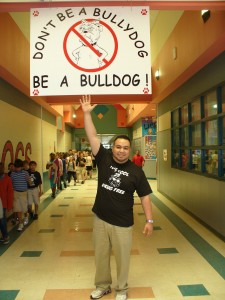 Anti-Bullying Speaker
